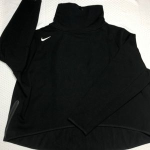 Nike Funnel Neck Popover Sweater